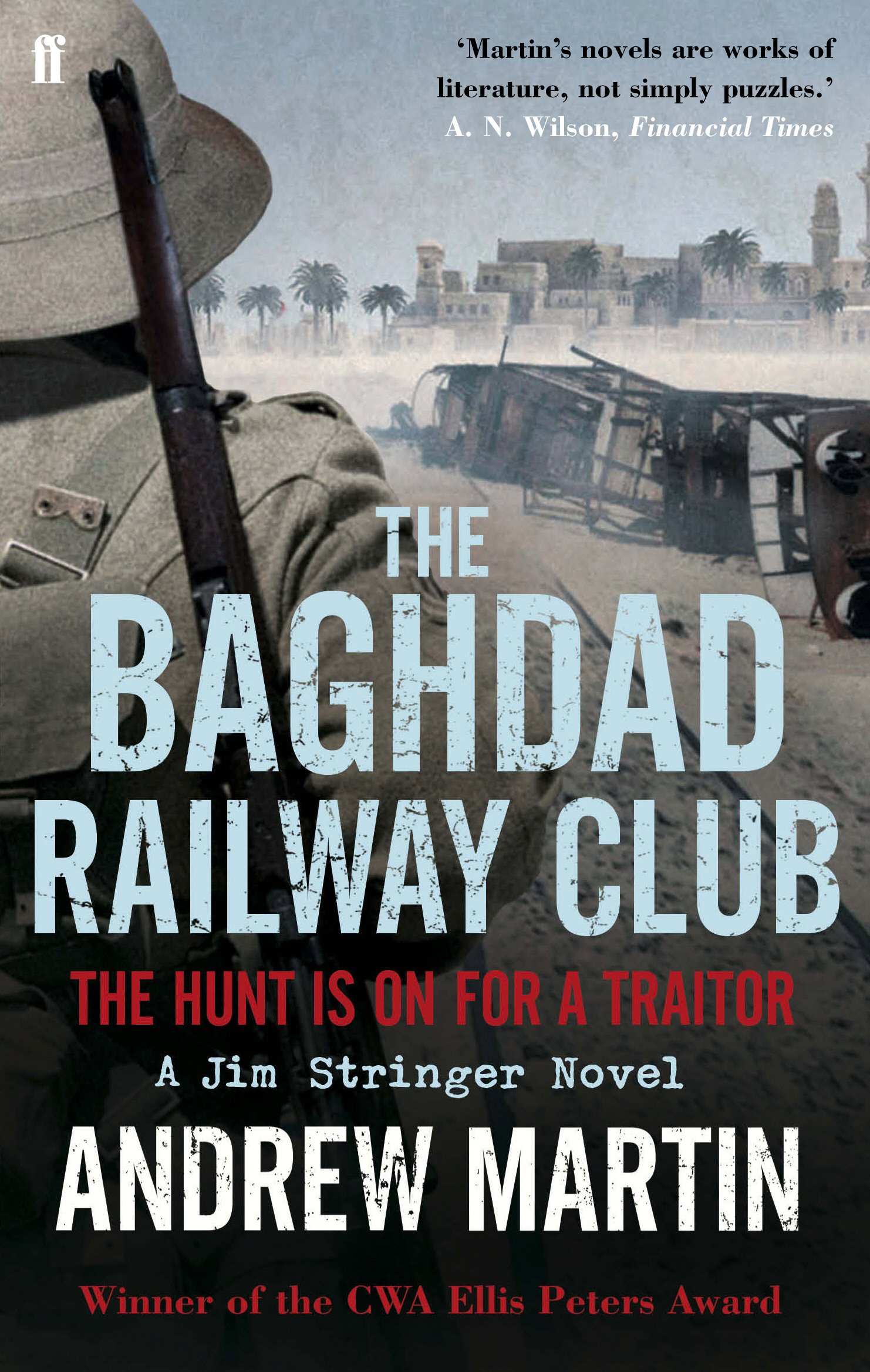 The Baghdad Railway Club (Jim Stringer) PDF
