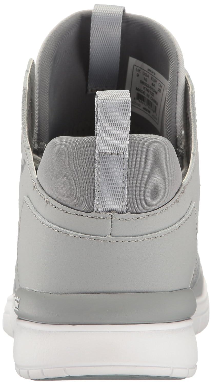size 40 570dc 3282b Supra Method Skate Shoe Gris claro   blanco