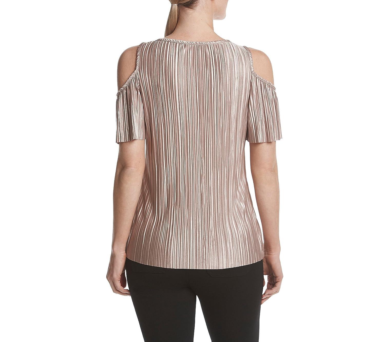 c00e3409c3ea31 MSK Cold-Shoulder Top XX-Large at Amazon Women s Clothing store