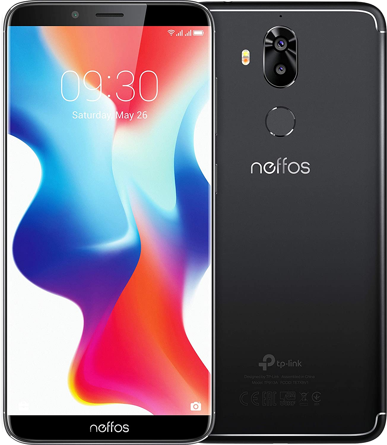 Neffos X9 (Space Black): Tp-Link: Amazon.es: Electrónica
