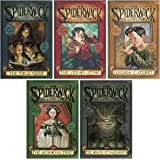 The Spiderwick Chronicles Hardcover Set - Volumes 1 Thru 5: The Field Guide; The Seeing Stone; Lucinda's Secret; The Ironwood Tree; The Wrath of Mulgrath