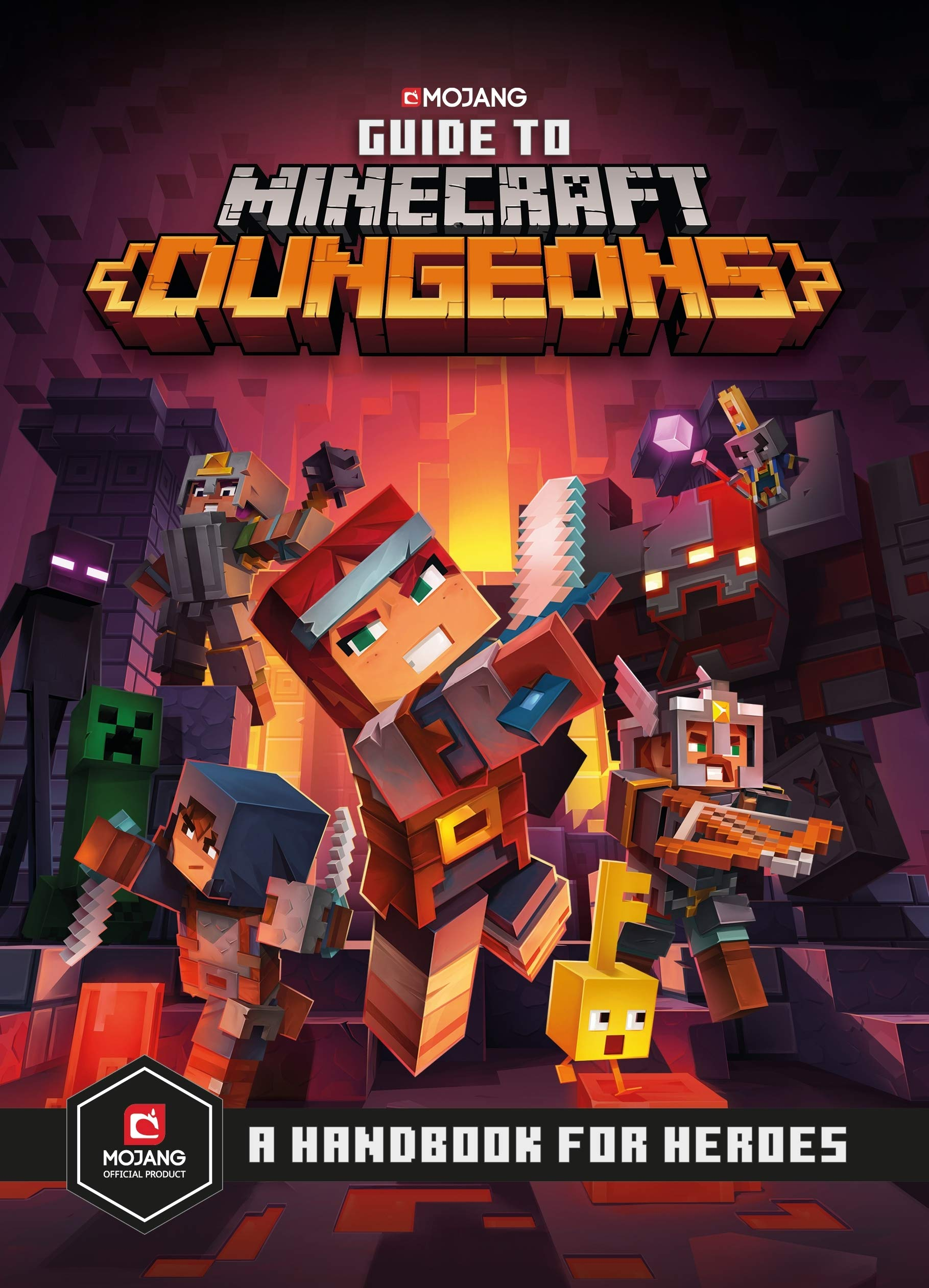Guide to Minecraft Dungeons: Amazon.es: Mojang AB: Libros en ...