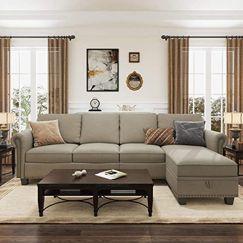 Nolany Convertible Sectional Sofa Couch