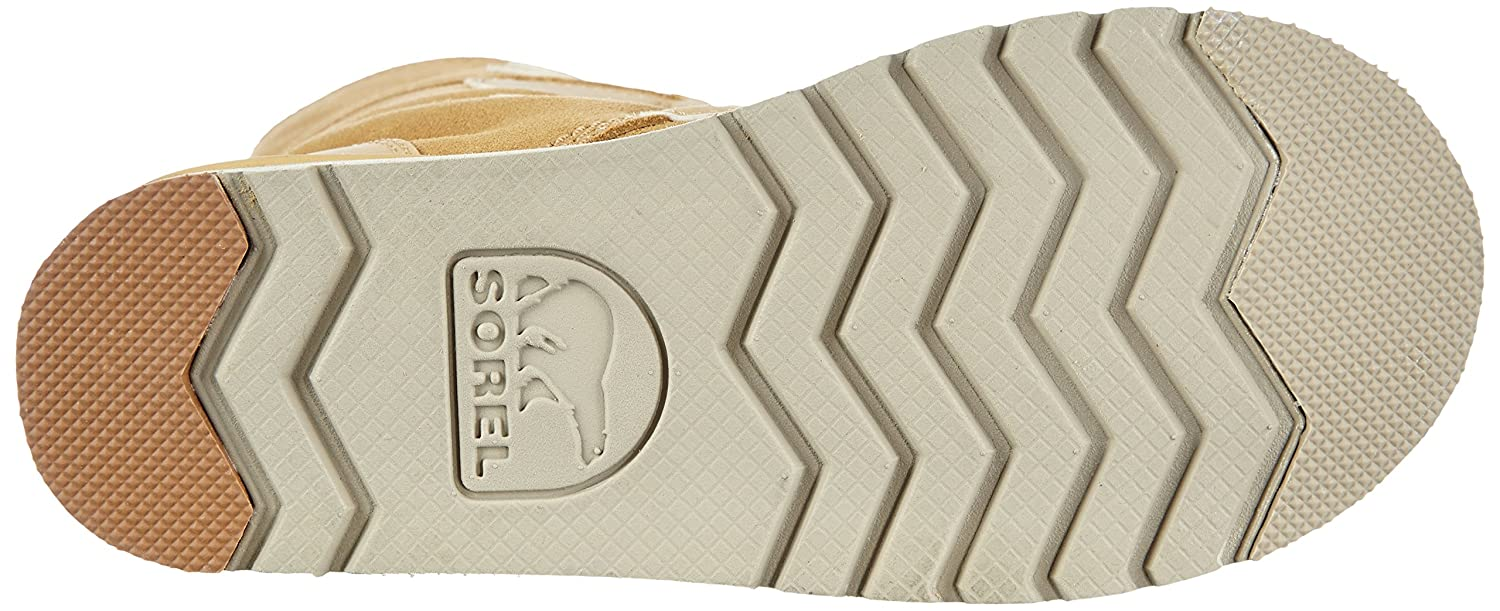 new products c4ada 485f6 Sorel Women s Newbie Lace Snow Boots, Beige (Curry), 8 UK  Amazon.co.uk   Shoes   Bags