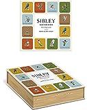 Sibley Backyard Birds Matching Game