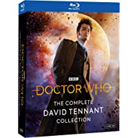 Deals on Doctor Who: The Complete David Tennant Blu-ray