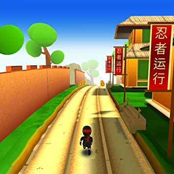 Amazon.com: Ninja Runner 3D: Appstore for Android