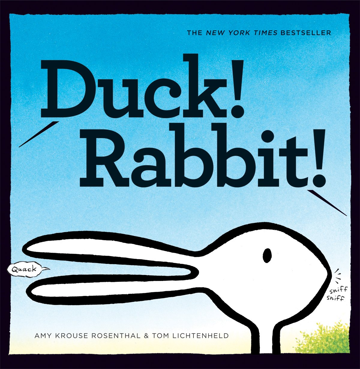 Image for Duck! Rabbit!: (Bunny Books, Read Aloud Family Books, Books for Young Children)