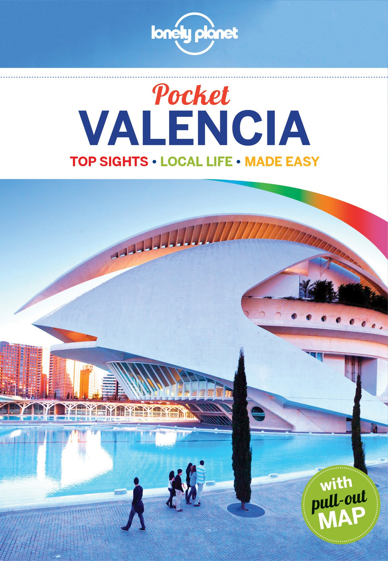 Lonely Planet Pocket Valencia Travel product image