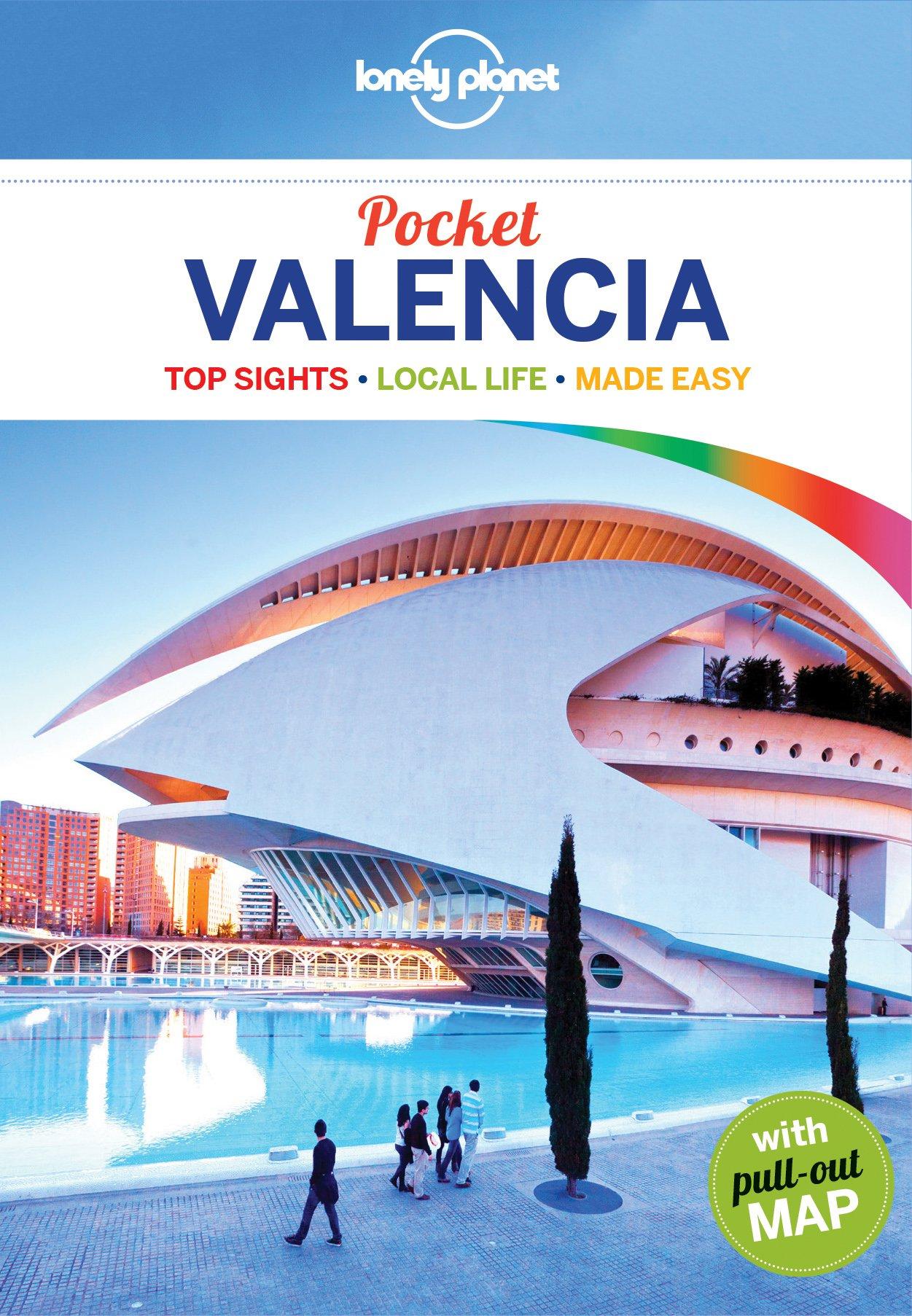 Lonely Planet Pocket Valencia Travel