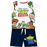 Disney Camiseta Conjunto de Top y Shorts para niños Toy Story