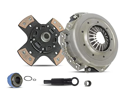 Clutch Kit Works With FORD RANGER EXPLORER MAZDA B4000 Sport Xl Xlt Fx4 Se Edge Tremor