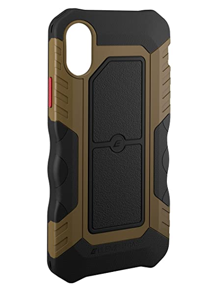 best authentic 8b6cf defb9 Element Case Recon Drop Tested Case for iPhone Xs/X - Coyote  (EMT-322-174EY-10)