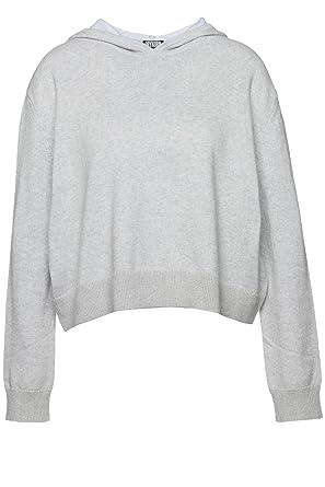 6d49ad223434 Drykorn Pullover pica für Damen in Grau, L: Amazon.de: Bekleidung