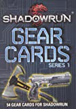 Shadowrun Gear Cards 1