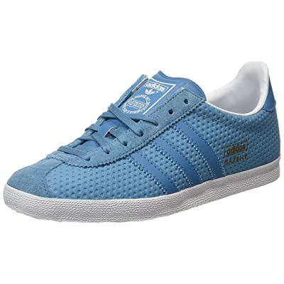 adidas Gazelle OG, Baskets Basses Femme, Bleu