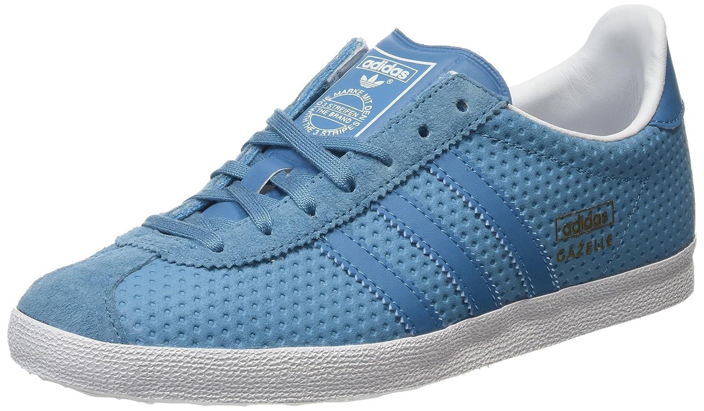 adidas Damen Gazelle OG Laufschuhe Blau