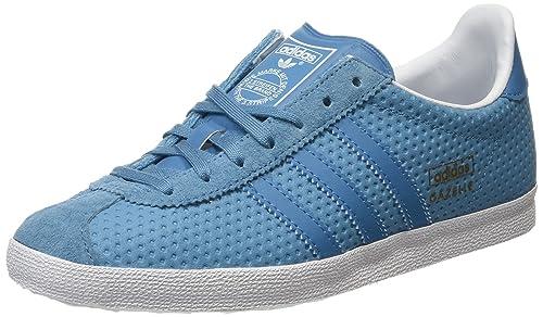 adidas gazelle femmes bleu