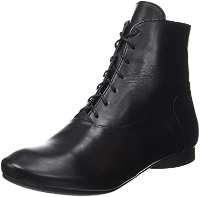 Think GUAD, Damen Desert Boots, Schwarz (SCHWARZ 00), 39.5 EU