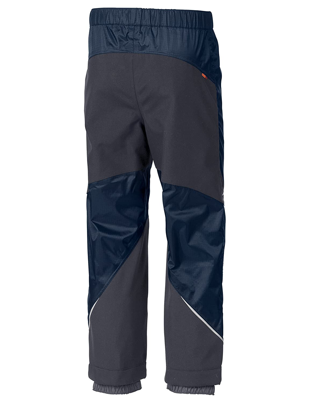 VAUDE Pantalones de Lluvia para Ni/ños Pantalones para Barro