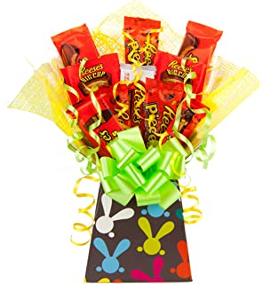 Cadbury creme egg chocolate bouquet sweet hamper tree explosion reeses easter american chocolate bouquet tree explosion gift hamper selection box perfect easter gift negle Choice Image
