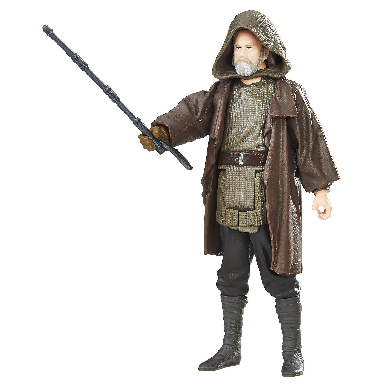 Star Wars Luke Skywalker Jedi Exile Force Link Figure