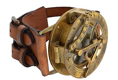 b58aa0dbe333 Reloj de Sol Brazalete Gusti Cuero studio