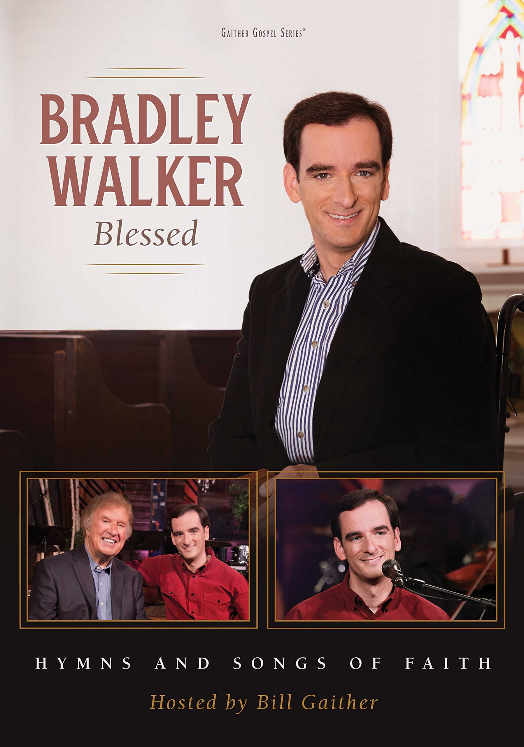 Bradley Walker - Blessed: Hymns And Songs Of Faith (DVD)