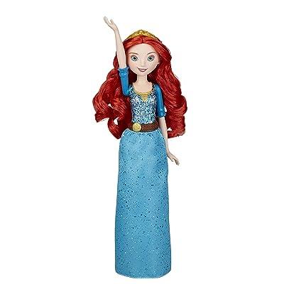Disney Princess Royal Shimmer Merida: Toys & Games