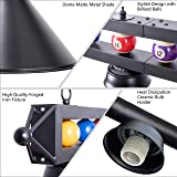 Pool Table Light, Wellmet 59 Inch Billiard Lights