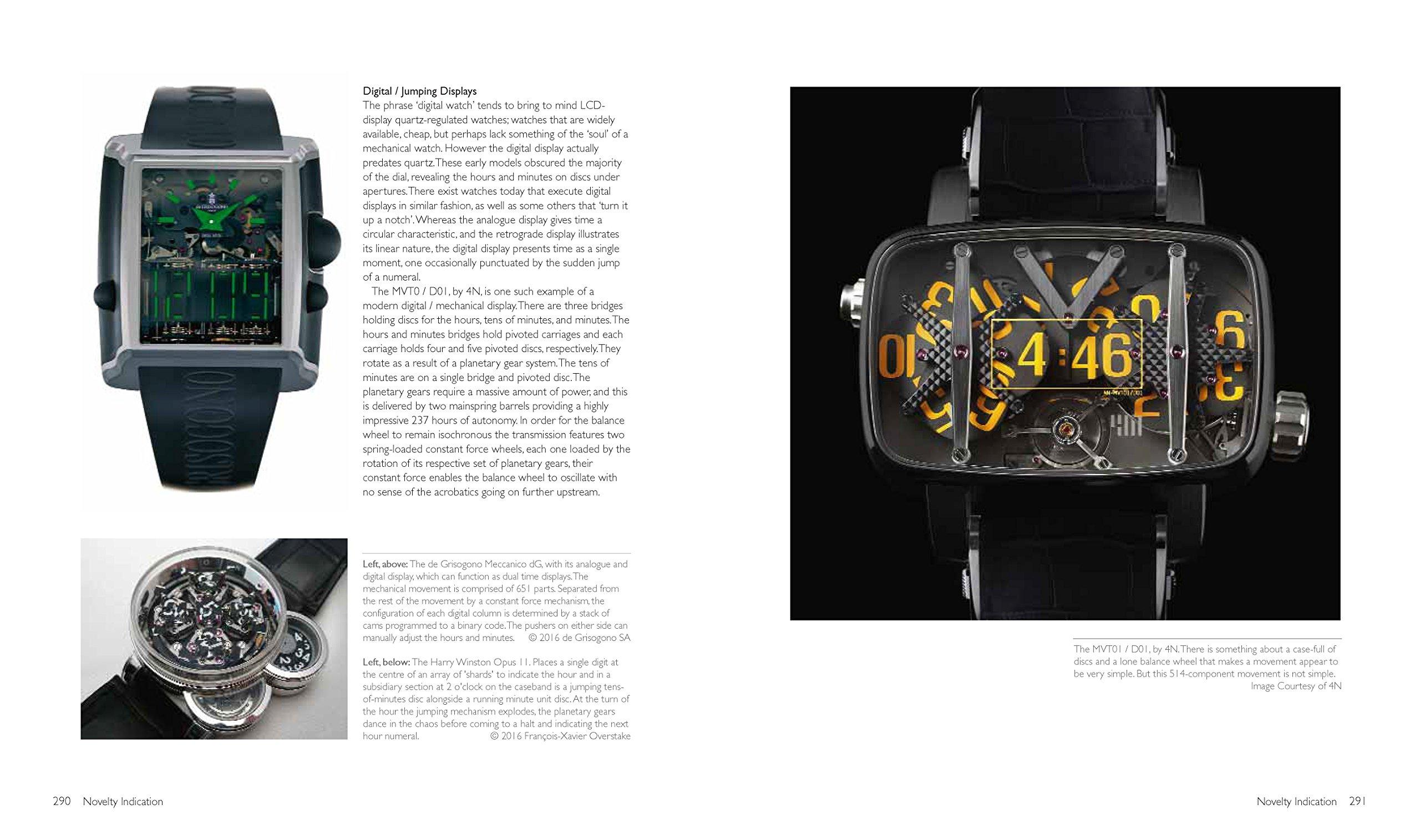 The Wristwatch Handbook A Comprehensive Guide To Mechanical Wristwatches Ryan Schmidt  Amazon Com Books