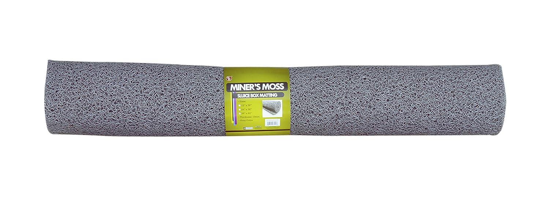 SE GP-MT420-1GR 36 x 60 Miner's Moss (Sluice Box Matting) in Grey by SE  B00IAQS6FM