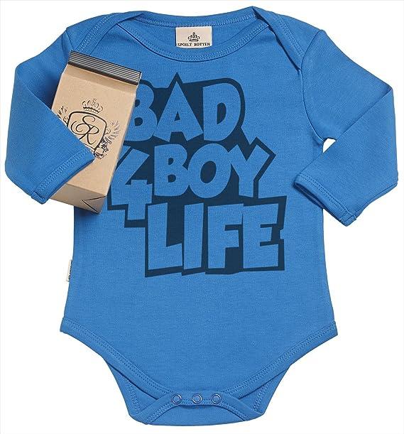 SR - estuche de presentación - Bad Boy 4 Life body para bebé ...