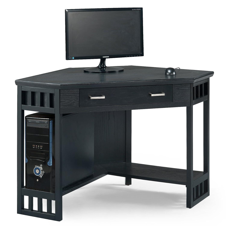 Best Black Computer Desk Design Ideas
