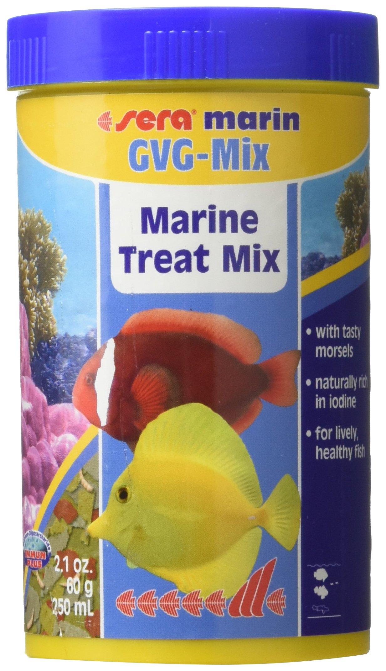 Sera 355 maring VG-mix 2.1 oz 250 ml Pet Food, One size