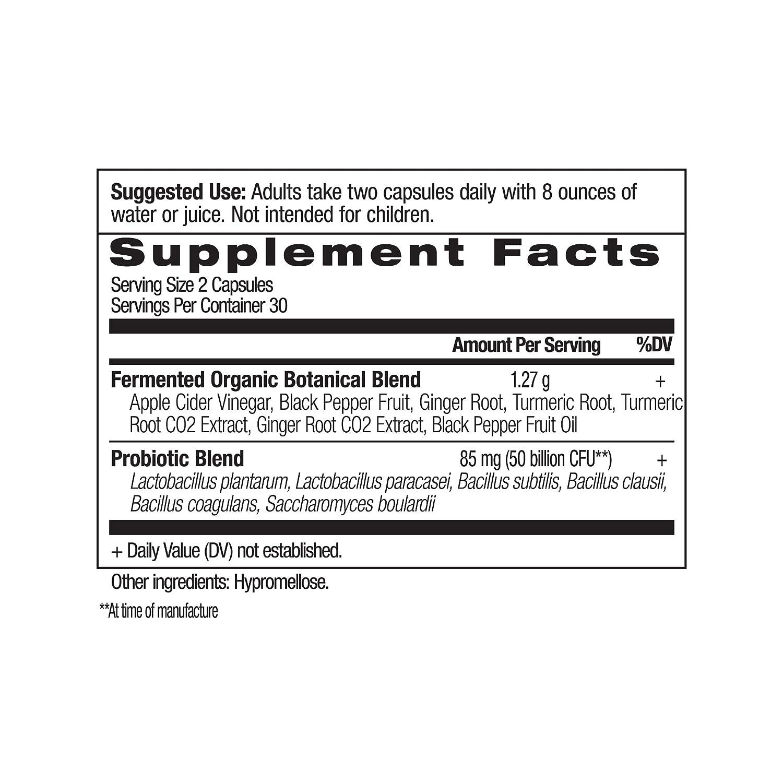 Amazon.com: Suplemento prebiótico Axe Nutritions SBO ...