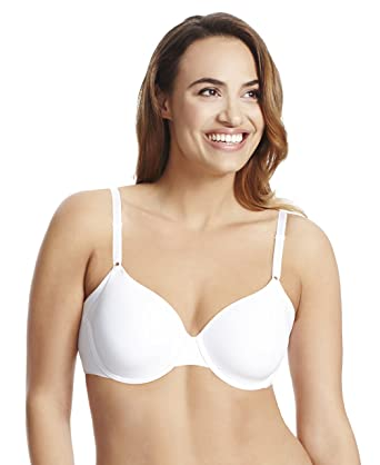 a3026e265db Warner s Women s Plus Size No Side Effects Underwire Full Coverage ...