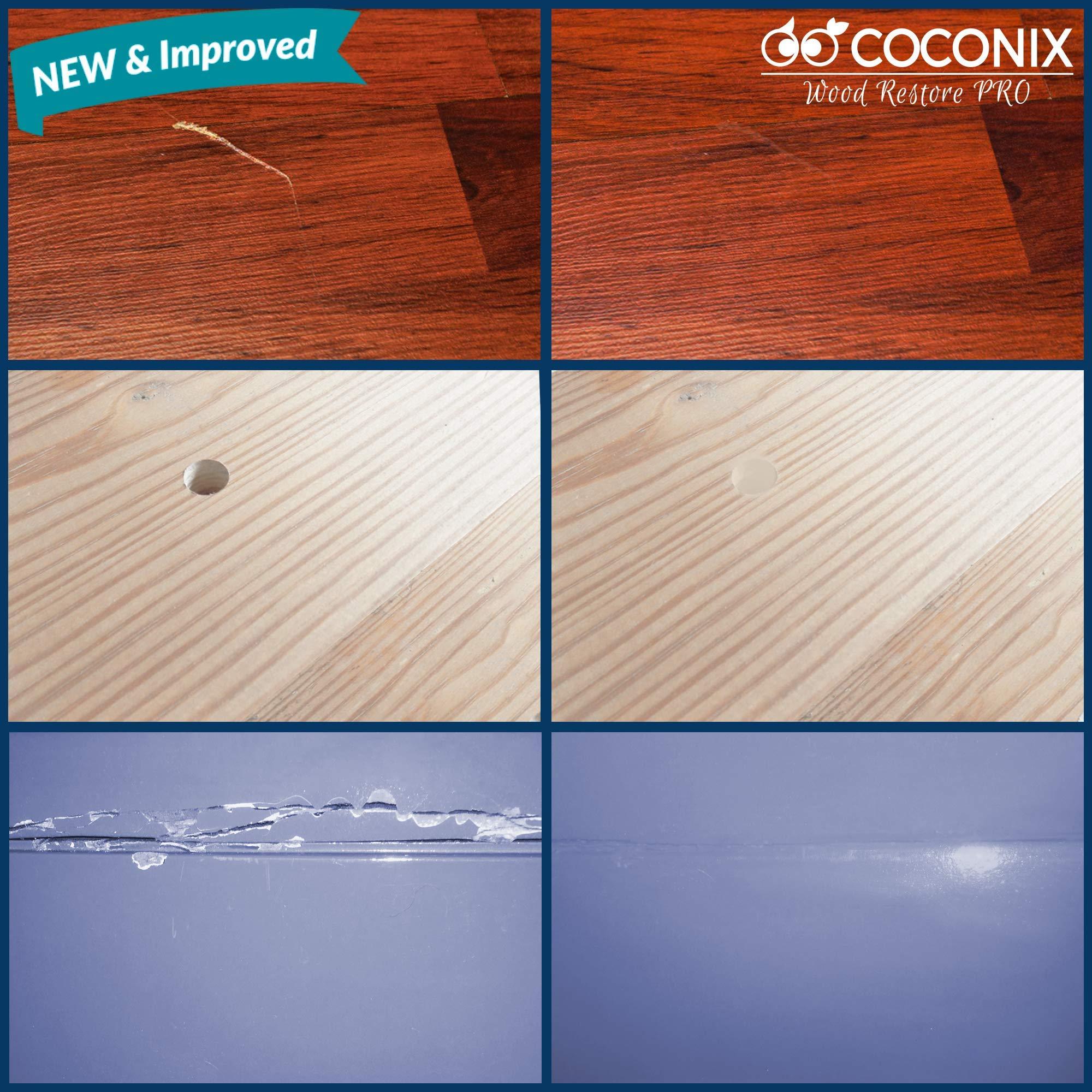 Coconix Wood Restore PRO - Professional Floor & Furniture Repair Kit by Coconix (Image #4)