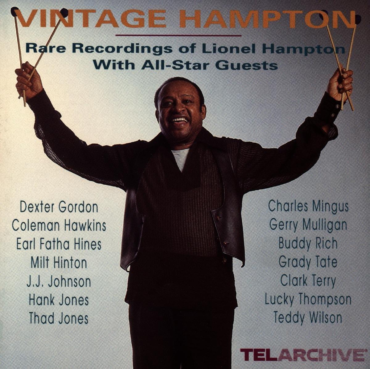 Lionel Hampton - Vintage Hampton (CD)