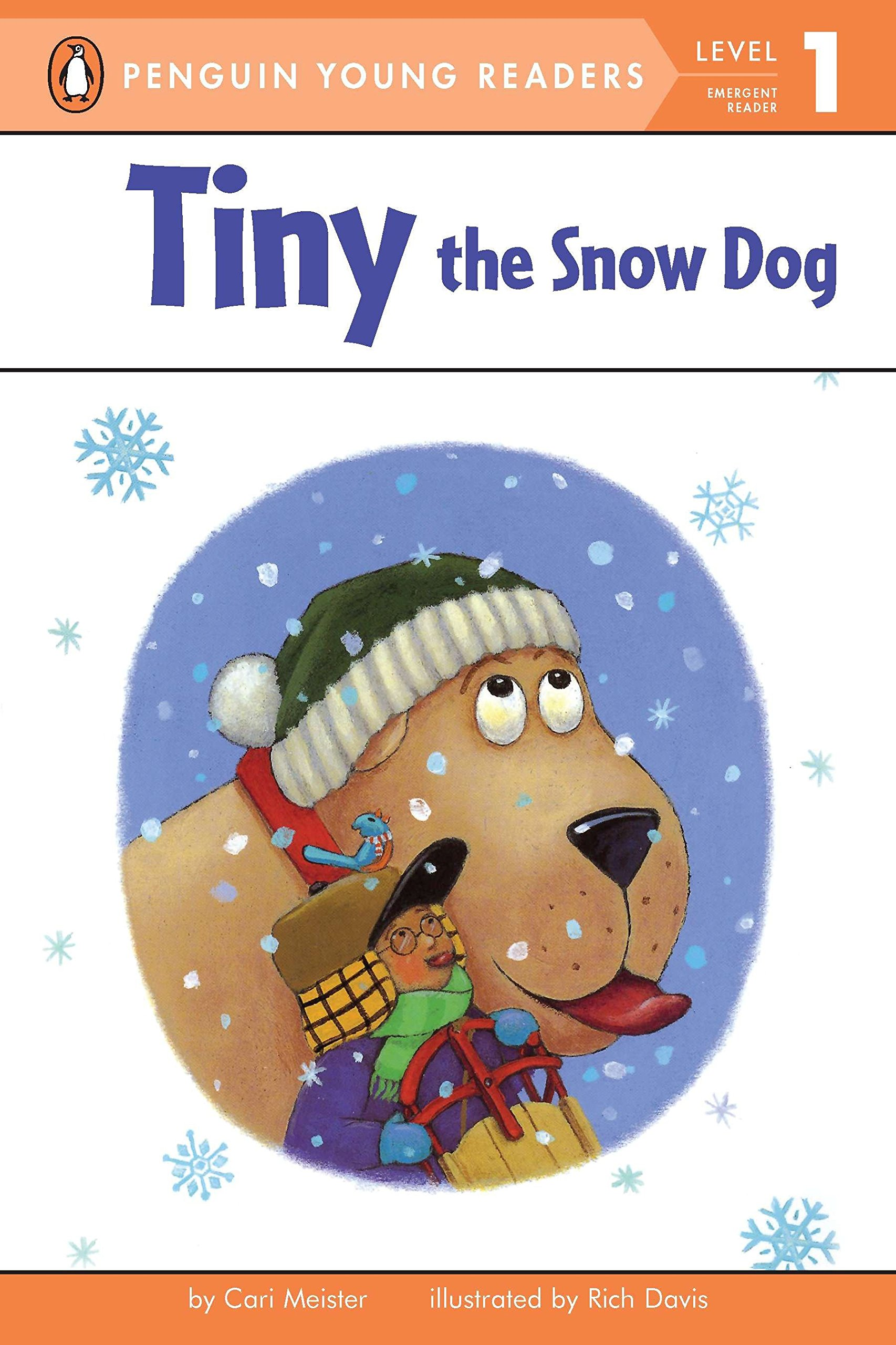 Tiny the Snow Dog (Puffin Easy-to-Read, Level 1) ebook
