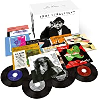Stravinsky: The Complete Album Collection [5