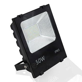 Floodlight Led Foco Proyector Led para Exterior Iluminación ...