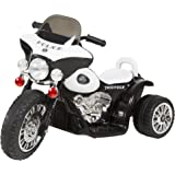 3 Wheel Mini Motorcycle Trike for Kids, Battery Powered Ride on Toy by Rockin ' Rollers – Toys for Boys and Girls, 2 - 5…