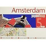 Amsterdam PopOut Map (PopOut Maps)