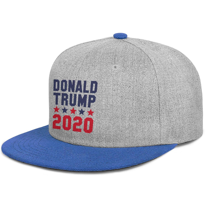 Baseball Hat Trump 2020 Adjustable Unisex Hip Hop Classic Caps