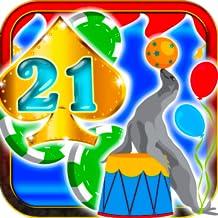 Circus Jackpot Blackjack 21 Free for Kindle Fire Free Cards Game Offline Blackjack Vegas Dealer Best Casino Bets Apps Classic Original 21 Fever