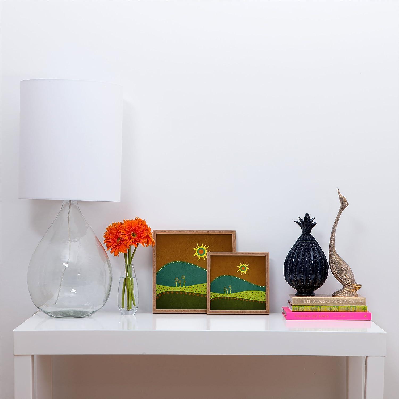 12 x 12 Deny Designs Viviana Gonzalez Spring Landscape 1 Indoor//Outdoor Square Tray