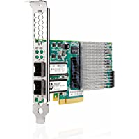 HP NC523SFP 10Gb 2-port Server Adapter - network adapter - 2 ports [PC]