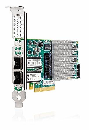 HP NC523SFP - Adaptador de Servidor (10 GB, 2 Puertos): Amazon.es ...