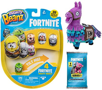 Amazon.com: Fortnite Grab Pack Gamer Series Purple Llama 7 ...
